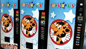 soda vending machine rentals