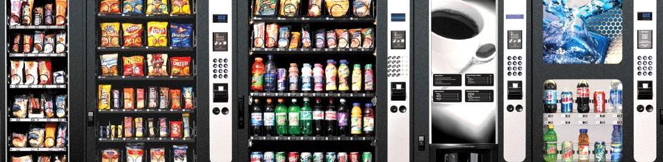 soda vending machine rental